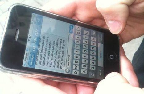 Los mensajes SMS en declive por culpa de las redes sociales | AP Spanish | Scoop.it