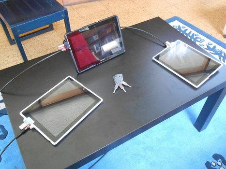 Tablettes : installation et sécurité | Blog de la Petite Bibliothèque Ronde | Du bon usage... ou du mauvais des bibliothèques numériques | Scoop.it