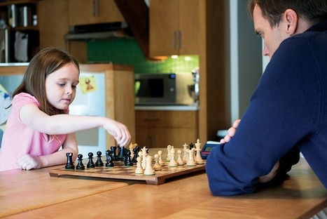Learning Chess at 40 - What I learned trying to keep up with my 4-year-old daughter at the royal game. Issue 36: Aging - Nautilus | Co-creation in health | Scoop.it