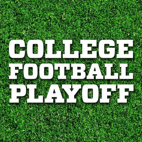 College Football Playoff Countdown: Here We Go | College Football Today | Scoop.it
