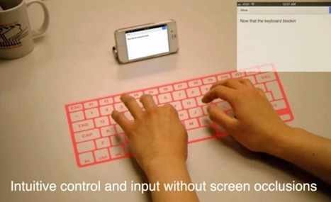 Gestural control technology for mobile devices will overtake touchscreen input methods | Technology in Business Today | Scoop.it