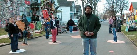 L'art, une arme participative pour reconquérir les quartiers ? The Heidelberg Project Detroit mène l'expérience depuis 25 ans avec les habitants. Résultat : 300 000 visiteurs /an | Dans les musées, la gratuité c'est maintenant! | Scoop.it