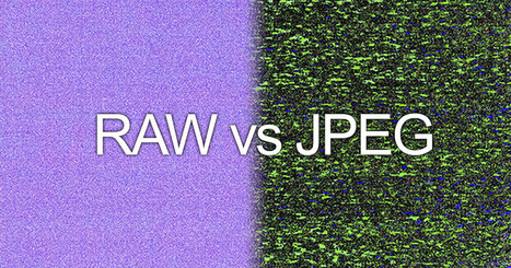 Here's a Crazy Comparison Between RAW and JPEG | Digital Photo | Scoop.it