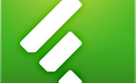 Tutorial de Feedly, la alternativa a Google Reader | TIC en infantil, primaria , secundaria y bachillerato | Scoop.it