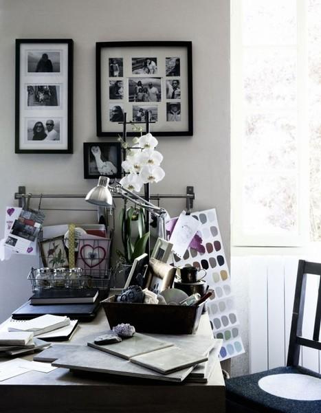 { Visite déco } Une maison familiale pleine de souvenirs | décoration & déco | Scoop.it