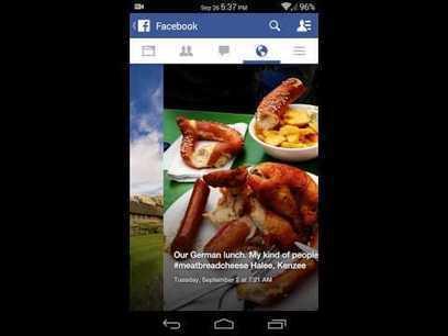 Facebook creará diapositivas de viajes del usuario automáticamente - tuexpertoapps.com | CarlosJavier_76 | Scoop.it