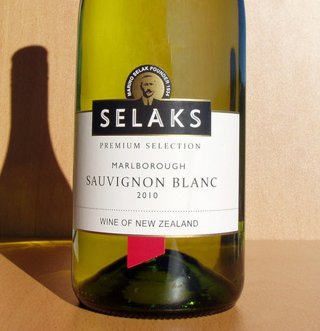 O Puto (Bebe): Selaks — Premium Selection, Sauvignon Blanc '2010 | Wine Lovers | Scoop.it