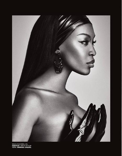 Naomi Campbell Nue | | Vivlajeunesse | Scoop.it