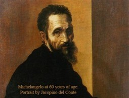 Michelangelo: Then and Now   History   Scoop.it