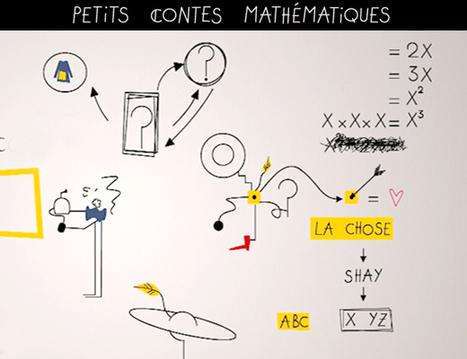 Petits contes mathématiques | Veille: Web & Pédagogie | Scoop.it