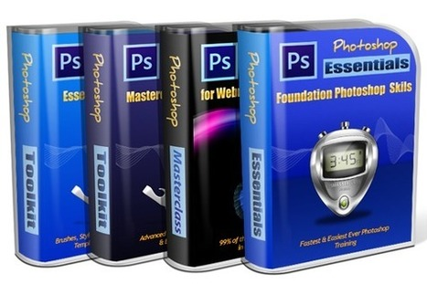 PhotoShop MasterClass Review – Best Complete Photoshop Video Course Full with Monster  graphics pack templates for easily create professional looking design   SEO Article   Scoop.it