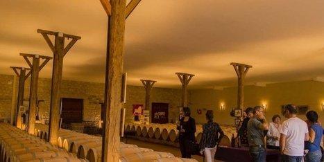 Quand l'art du vin épouse l'art contemporain | Made in IJBA | Scoop.it