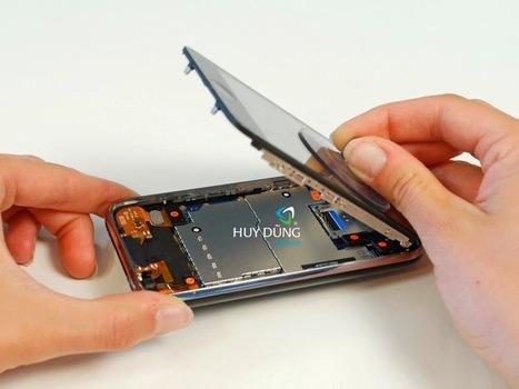 Làm thế nào để thay màn hình iphone 5 ? | Thay màn hình Iphone | Scoop.it