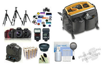 DSLR Photographers' Must Carry Accessories | Photography is Pixlicious | Scoop.it