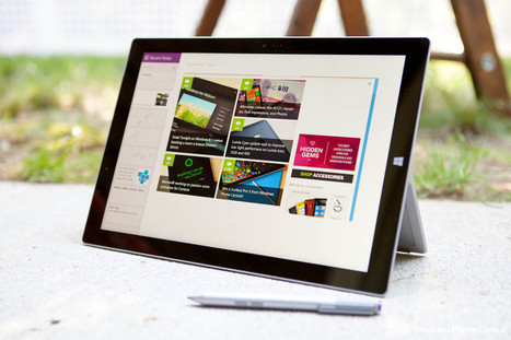 Microsoft brings Surface, Lumia to Special Olympics in multimillion dollar partnership | Neemann's News | Scoop.it