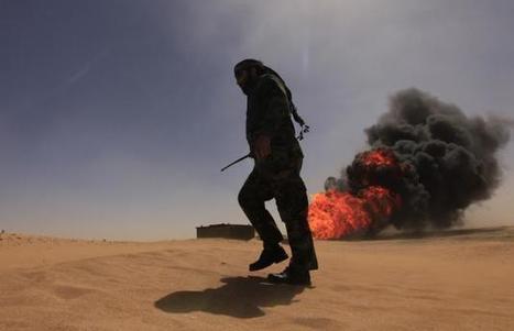 Whatever Happened To Libyan Oil? For Western Oil Giants, The Crude Is Sweet ...  #Libya #Saif #Oil | Saif al Islam | Scoop.it