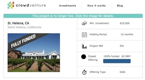 CrowdVenture.com Teams Up with Equipoise Capital Partners to Offer Real Estate Equity Crowdfunding Investment Opportunities to Accredited Investors Nationwide | Crowdfunding PR Campaigns | Scoop.it