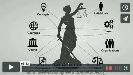 A crowd-funded project to bring graph analytics to justice | #SNA via @Linkurious | e-Xploration | Scoop.it
