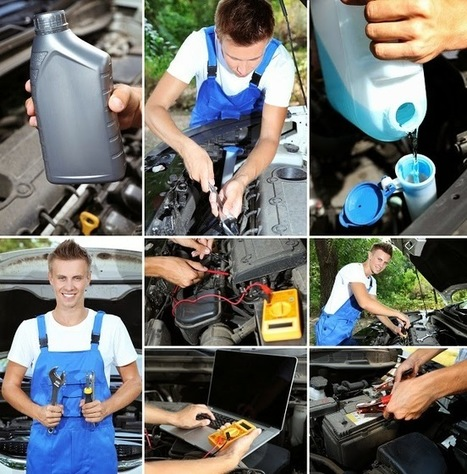 Know all the Essential things about Car Servicing & Repair | AAA Automotive | Scoop.it