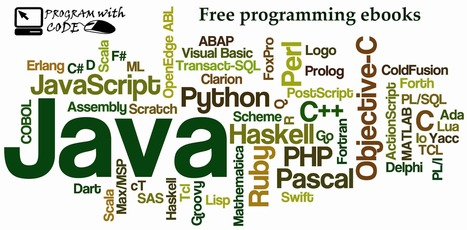 List of more than a thousand free programming books - PwC Blog | Bazaar | Scoop.it
