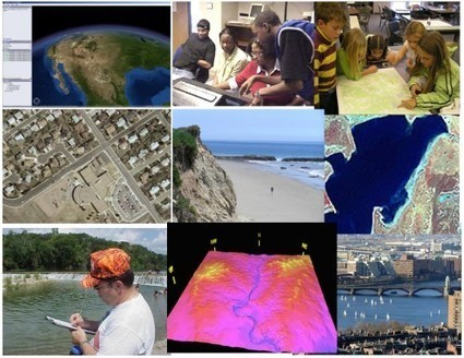 Teaching Geography in the 21st Century: A New Online Course | GIS Education Community | Spatial Education and technology | Scoop.it