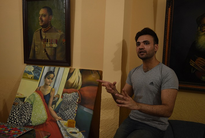 Taboo or not taboo? Artists expose naked truths in Pakistan | Art Daily | Kiosque du monde : Asie | Scoop.it