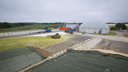 Report highlights rapid growth of UK AD sector - FarmersWeekly | anaerobic digestion | Scoop.it