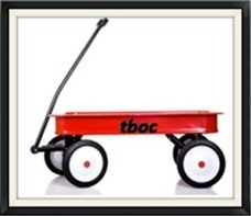 Little Red Wagon | tboc:The Benefit Of Children! | Scoop.it
