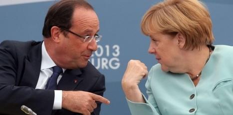 La banque américaine qui voit la France devant l'Allemagne en 2017 | Economie et Finance | Scoop.it