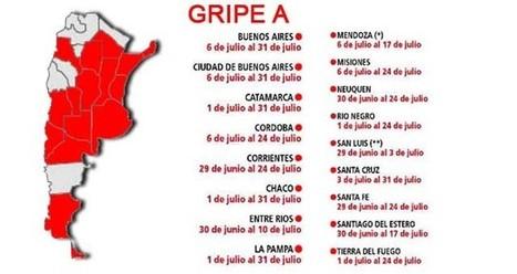 17 Distritos suspenden las clases y extienden las vacaciones   Educación EN LA ARGENTINA   Scoop.it