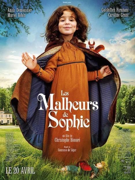 Les Malheurs de Sophie / Christophe Honoré | Nouveautés DVD | Scoop.it