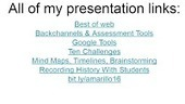 Free Technology for Teachers: A Week of Presentations - A Slide of Slides | Challenges in Education | Scoop.it