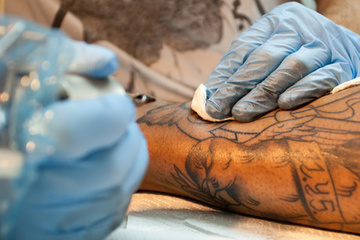 See How Easily You Can Stop Itchy Tattoo & Tattoo Infection | itchy tattoo | Scoop.it