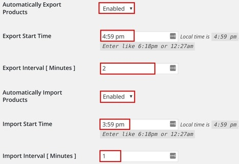 How to set up cron job for Product Import Export Plugin For WooCommerce | How to set cron jobs | Scoop.it