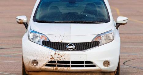 Nissan tests car that cleans itself - CNBC.com | News | Scoop.it
