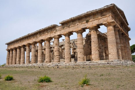 Archaeology travel: The Best Ancient Greek Ruins in Italy's Mainland: Paestum | Archaeology Travel | Scoop.it