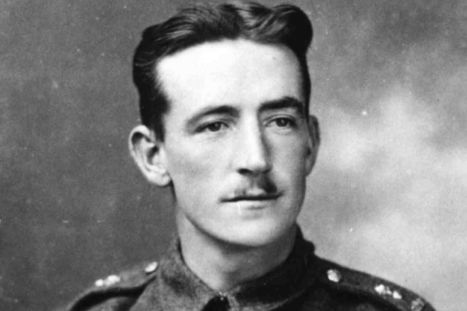 Incredible story of Welsh Victoria Cross winner's World War One bravery revealed | History Around the Net | Scoop.it