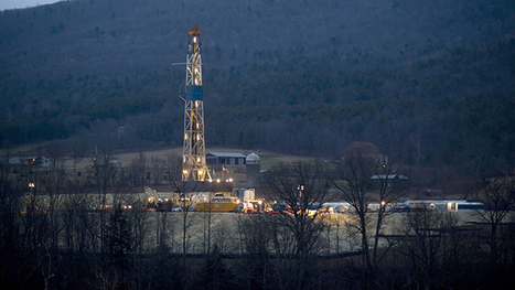 'Alarming' presence of radioactivity found by Pennsylvania fracking wastewater study | Engineering | Scoop.it