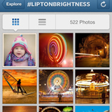 Lipton spreads brand awareness through mobile photo sharing - Content - Mobile Marketer | Advertising & Media | Scoop.it