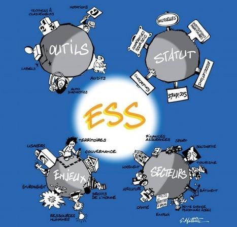 Quand RSE rime avec ESS - Bretagne Pays de Loire - Décideurs en Région | Responsabilité Sociétale des Entreprises et des Organisations | Scoop.it