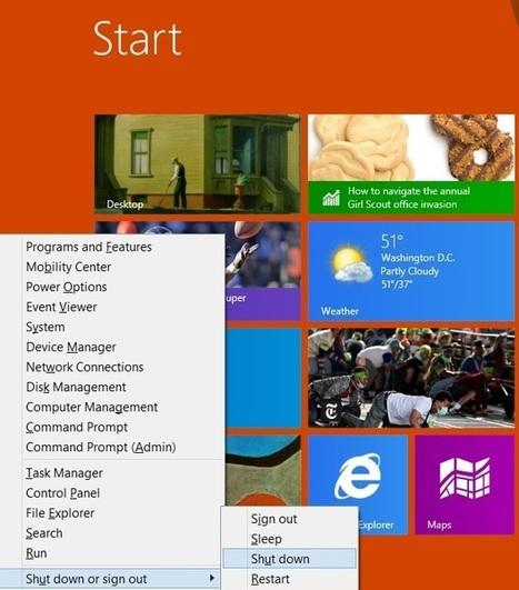 Five essential Windows 8.1 time-saving tweaks   Happen' Happenings   Scoop.it