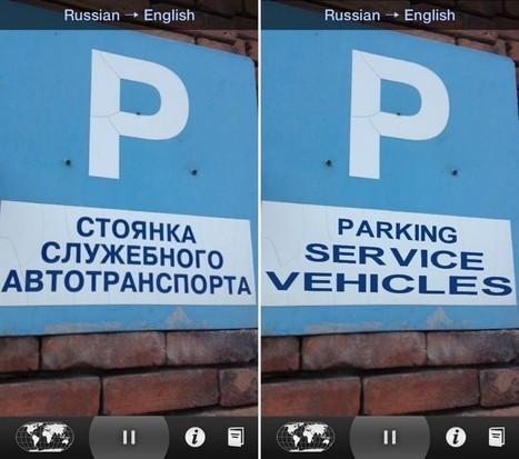 Google Buys Visual Translation App 'Word Lens', Makes It Free for ...   Translation   Scoop.it