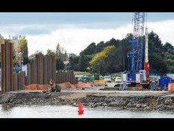 Kerino. Les travaux vont se poursuivre | Tunnel de Kérino - Vannes | Scoop.it