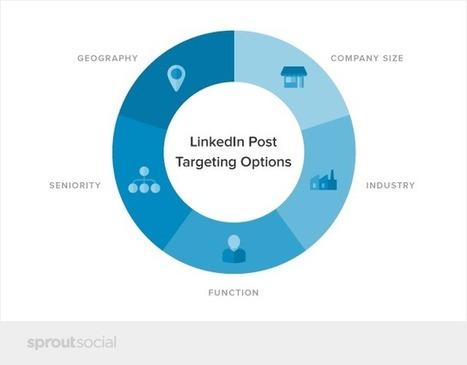 How Avid Video Uses LinkedIn Targeting | LinkedIn Marketing Strategy | Scoop.it