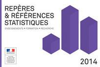 Enseignement Supérieur et Recherche : Repères et références statistiques - Edition septembre 2014   Enseignement Supérieur et Recherche en France   Scoop.it