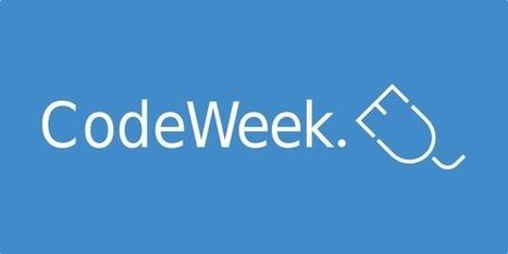 Europe Code Week 2014 | Web 2.0 Tools in the EFL Classroom | Scoop.it
