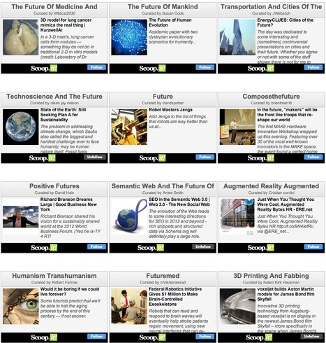 Intelligent Future-Singularity Wall Chart (updated continuously)   Amazing Science   Scoop.it