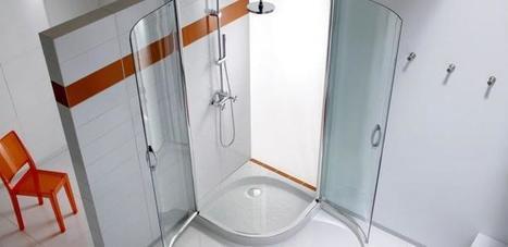 Duchas para baños, una elección acertada - I-Decoracion.com | Hogar y jardin | Scoop.it