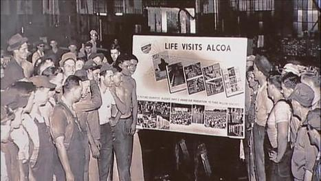 Residents learn history of Alcoa through photographs | wbir.com | Tennessee Libraries | Scoop.it
