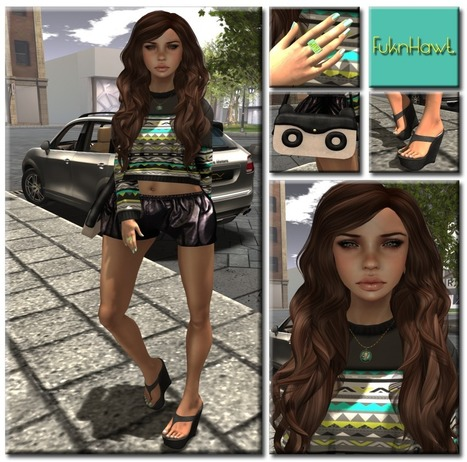 Kiss me like it's do or die.. | Second Life Fashion | Scoop.it